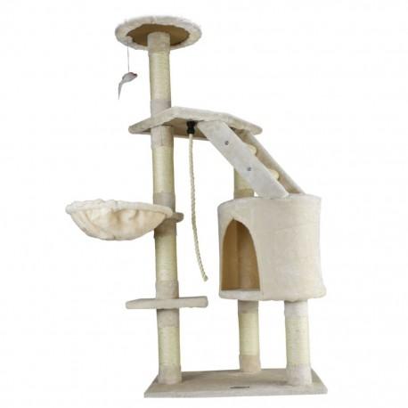 Mueble P/Gato C/Casa Y Hamaca 120 CmFANCY PETS