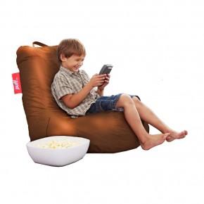 Puff Lounge Kids Acabado Tacto Piel Varios ColoresPUFF