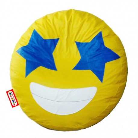 Puff Emoji EstrelladoMundo Puff