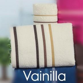 Juego de toalla Versalles vainillaConcord