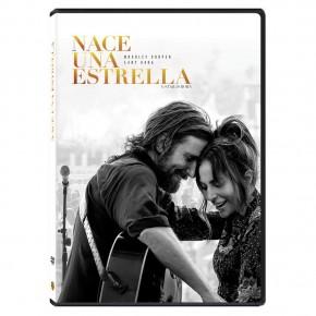 Nace Una Estrella (2018) Pelicula DVDWarner