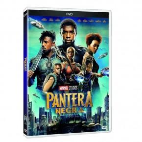 Pantera Negra DVDMarvel