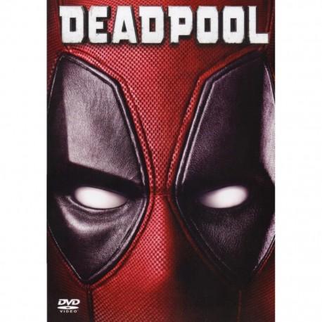 Deadpool DVDMarvel