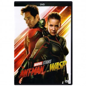Ant-man And The Wasp DVDMarvel