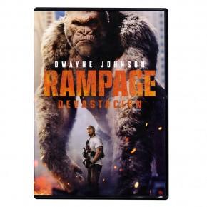 Rampage: Devastacion DVDWarner