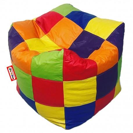 Puff Cubo Rubik GrandeMundo Puff