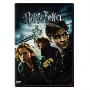Harry Potter Las Reliquias De La Muerte Parte 1 (Año 7.1) Pelicula DVDWarner