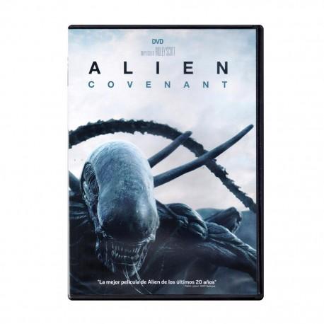 Alien Covenant Película en DVDWarner