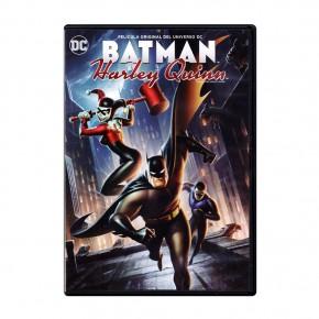 Batman & Harley Quinn Película en DVDWarner