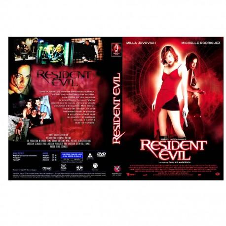 """""""Resident Evil: El Huésped Maldito"""" Película en DVDDavis Films"""