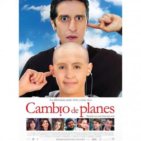 Cambio de Planes Película en DVDWarner