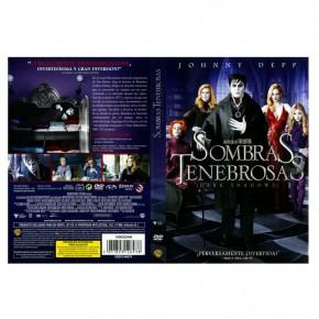 Sombras Tenebrosas Película en DVDWarner