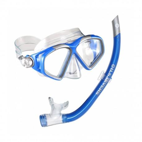 Set de Visor y Snorkel Cozumel U.S Divers USDCOZUU.S. Divers