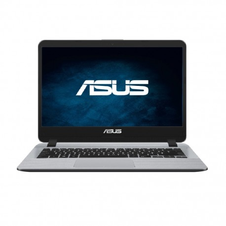 Laptop ASUS VivoBook 14 F407UA-BV478R - Core™ i3-7020U, 4GB + 16G Intel® Optane™, 14 pulgadas, Intel® HD Graphics 620, Windo
