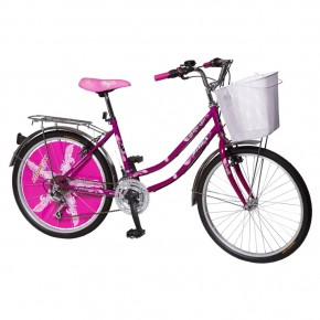 Bicicleta Bimex City Bike Lady R24Bimex