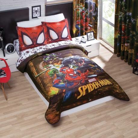 Edredón ligero Spider-ManConcord