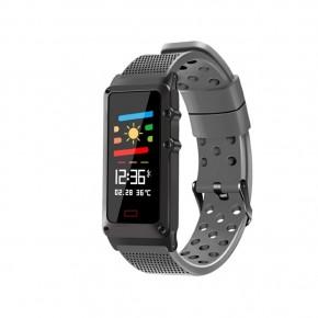 Smarwatch con Monitor de Ritmo Cardíaco contra aguaEtronic Shop