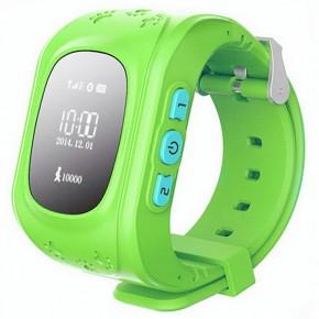 Gps Tracker Smartwatch Kids VerdeEtronic Shop