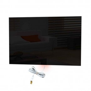 Calefactor de Panel infrarrojo en Cristal para ParedCalorSolar
