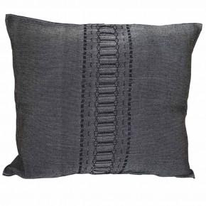 Cojin decorativo Xhilá de algodón tejido en telar de pedalLEYELHA