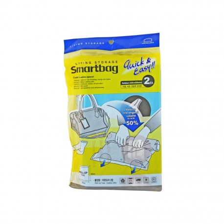 Set de 2 Smartbag Enrollable Lock & LockLock & Lock