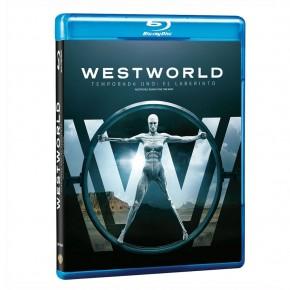 Westworld: Temporada 1 Blu-RayWarner