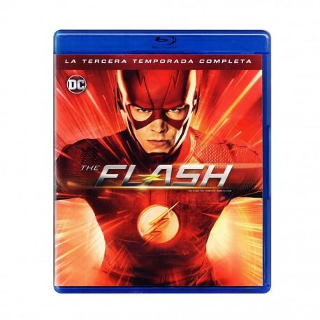 Flash Temporada 3 Blu-RayWarner