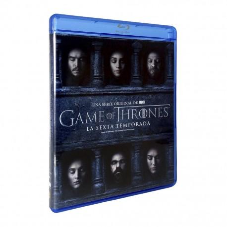 Game Of Thrones Temporada 6 Blu-RayWarner