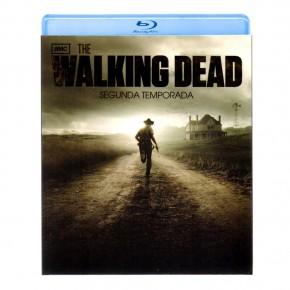 The Walking Dead Temporada 2 Blu-RayZima