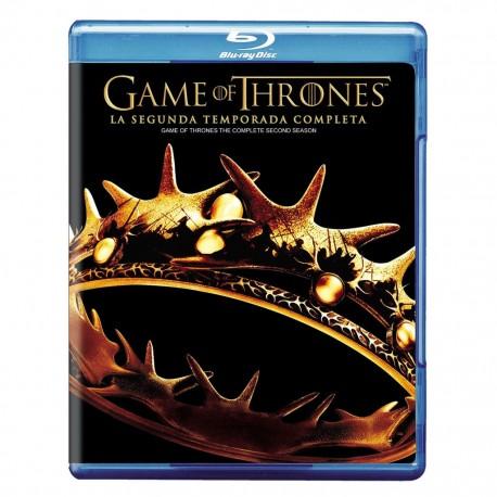 Game Of Thrones : Juego de Tronos Temporada 2 Serie Tv BLU-RAYHBO