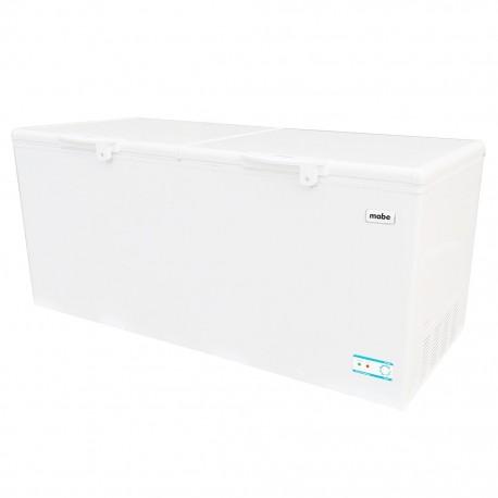 Congelador Horizontal Mabe 15 pies cúbicos / 429 L Blanco CHM15BPL1Mabe