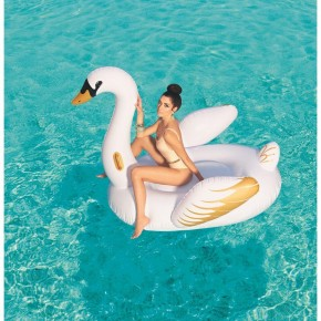 Inflable Figura Cisne Adulto BestWay Color BlancoBestway