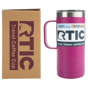 Taza Térmica Coffee Cup 16 oz./473 ml. Very Berry Mate RTICRTIC