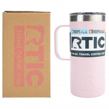 Taza Térmica Coffee Cup 16 oz./473 ml. Flamingo Mate RTICRTIC
