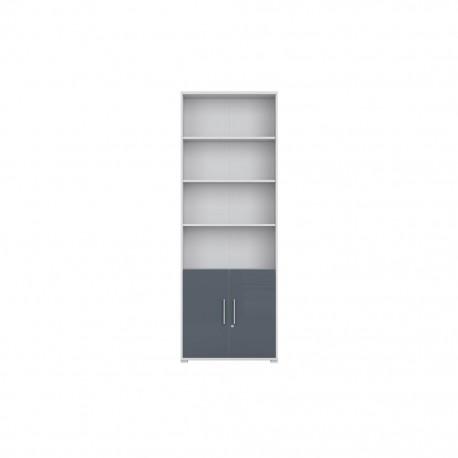 Librero Office Lux Estilo ContemporáneoBRW