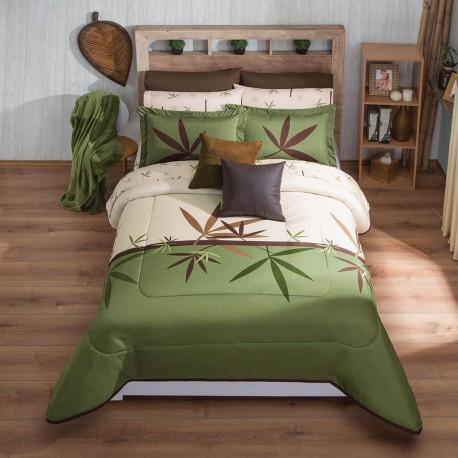 Edredón Bambú lavable en casaConcord