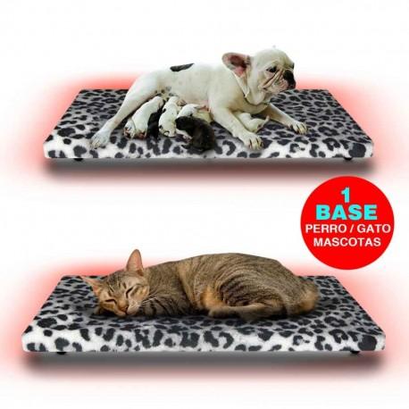 Cama Calefaccionada para Gatos y MascotasCalorSolar